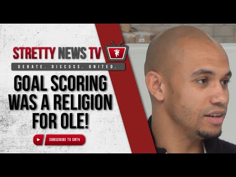 A Religion For Olé To Score! | Jonathan Talks To Ex-United P