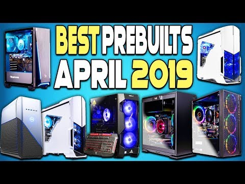 7 BEST Pre-Built Computers for the Money - April 2019