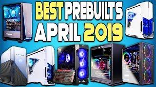 7 BEST Pre-Built Computers for the Money - April 2019