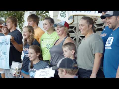 Sioux County Youth Fair   A Family Tradition