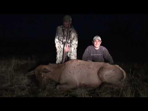 KTF - Navajo Reservation Muzzleloader Elk Hunt (2013)