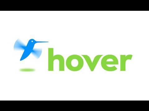 Hover.com Domain Registrar