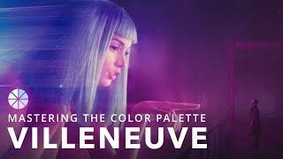Mastering the Movie Color Palette: Denis Villeneuve