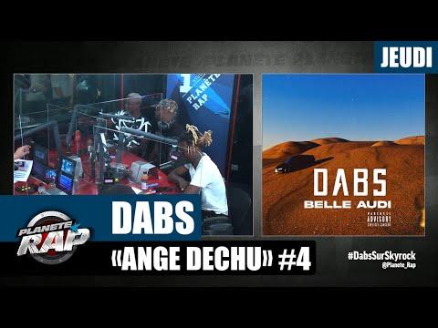 Youtube: Planète Rap – Dabs«Ange déchu» avec Elams, Saf, Prototype, K2, Moona et Fred Musa #Jeudi