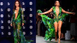 Download The Versace Dress: Then & Now | I closed the show!!! Mp3 and Videos