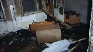 5 пожаров в одной квартире за январь.