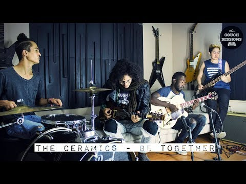 The Ceramics - Be Together - As Featured On The Couch Sessions SA (Music Video)