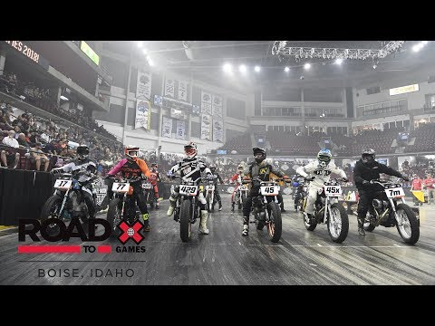REPLAY: Harley-Davidson Hooligan Racing from the Road to X Games Qualifier - Boise, Idaho