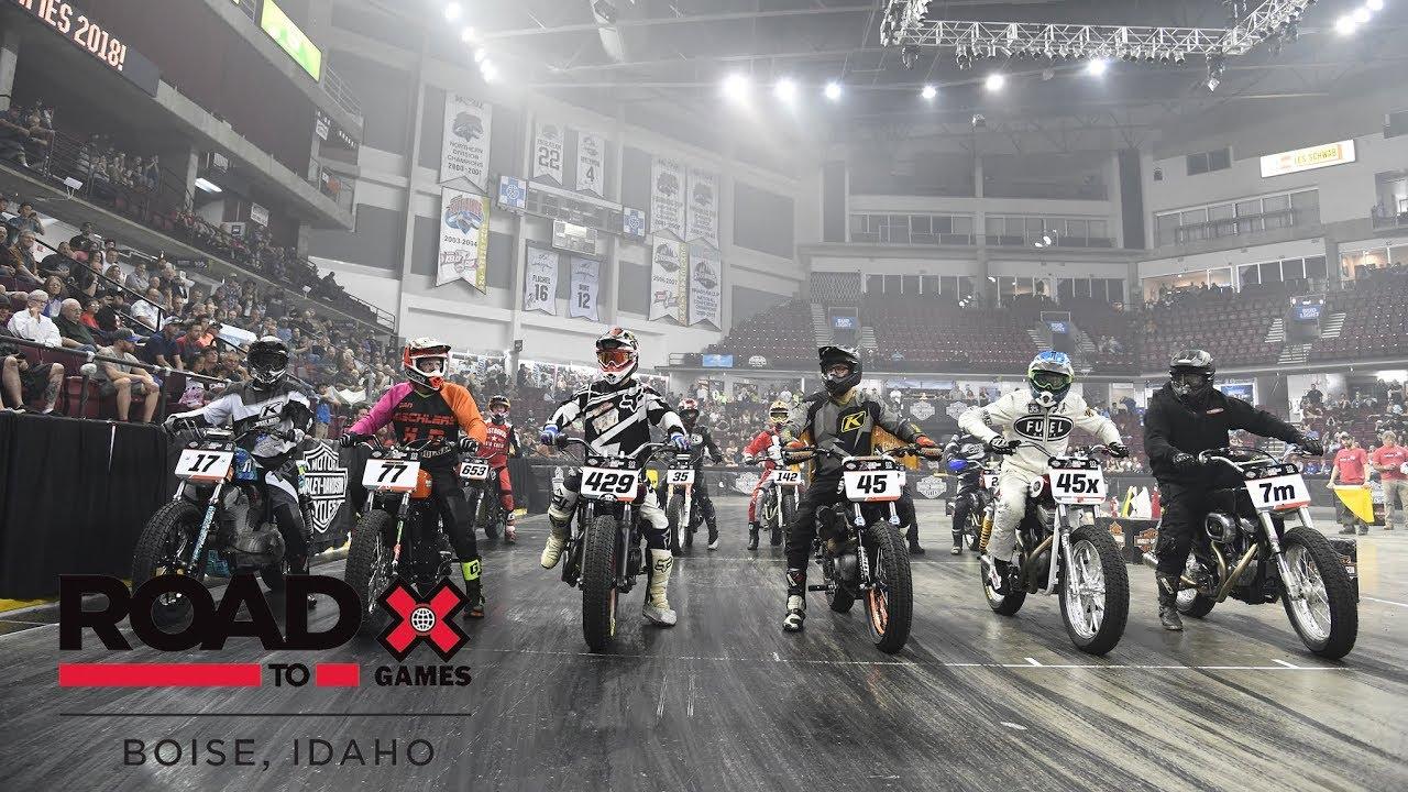 Harley Davidson Boise >> Harley Davidson Hooligan Racing Full Broadcast Road To X Games Boise Qualifier