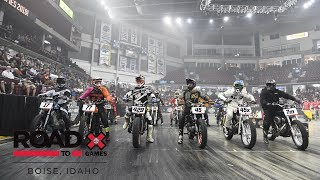 REPLAY: Harley-Davidson Hooligan Racing from the Road to X Games Qualifier - Boise, Idaho thumbnail