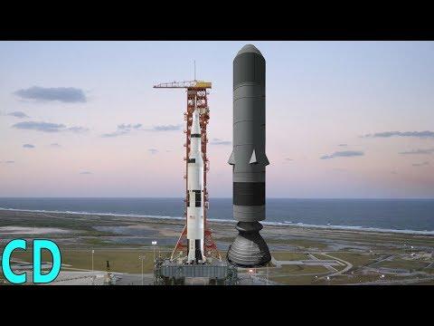The Biggest Rocket ever Designed? - The Sea Dragon