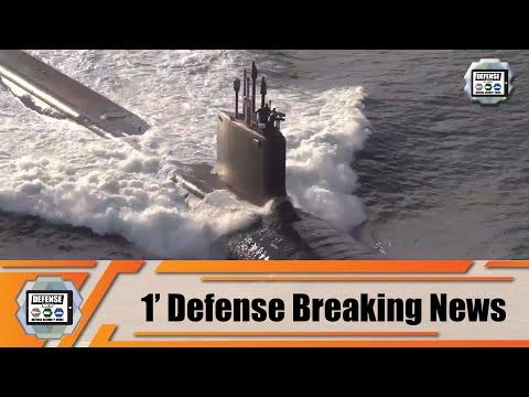 US Navy Has Christened Its New Virginia-class Future USS Montana SSN 794 Attack Submarine