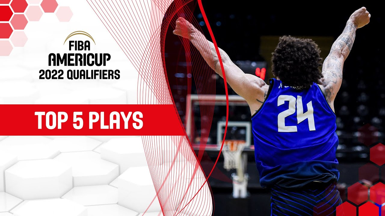 Nike Top 5 Plays | Game Day 2 | FIBA AmeriCup 2022 Qualifiers