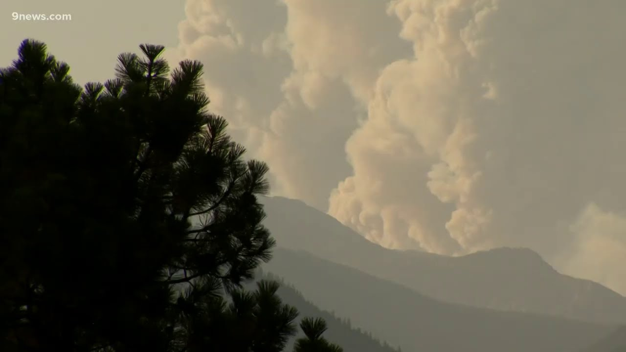 Cameron Peak Fire: New Evacuations Ordered Monday Morning