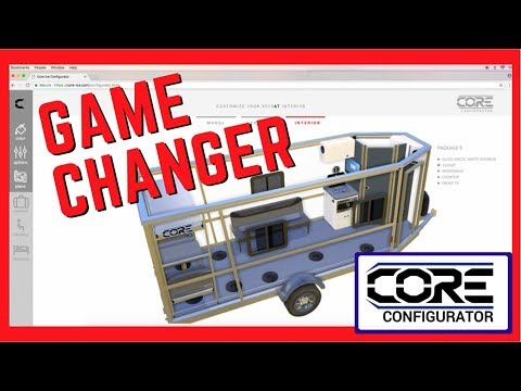 [CORE ICE] Configurator Detailed Information