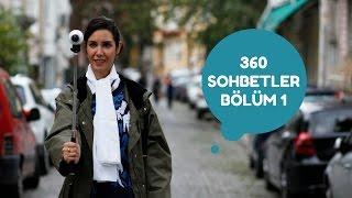 Ahu Yağtu ile 360 Sohbetler Ayhan Bozkurt