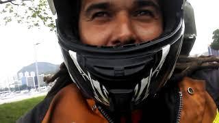 Moto táxi louco #Rasta Motovlog
