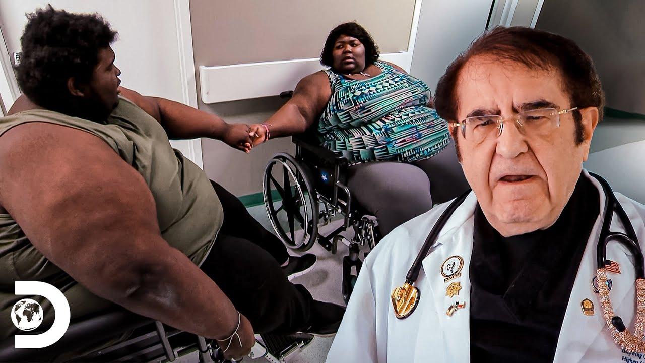 Irmãos Oglesby enfrentam viagem longa e complicada até hospital | Quilos Mortais | Discovery Brasil
