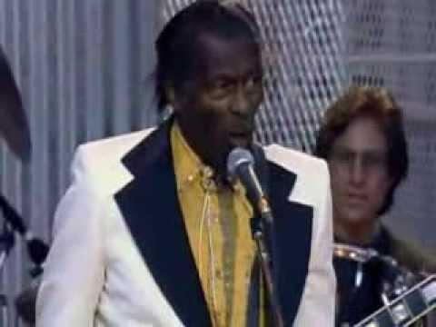 Chuck Berry &  Bruce Springsteen - Johnny B Goode