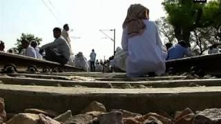 Gujjar stir over reservation in govt. jobs continues in Rajasthan