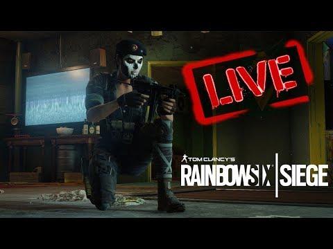 Rainbow Six Siege e Fortnite  Morgan Reale