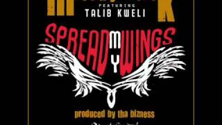 MITCHY SLICK FT. TALIB KWELI - SPREAD MY WINGS