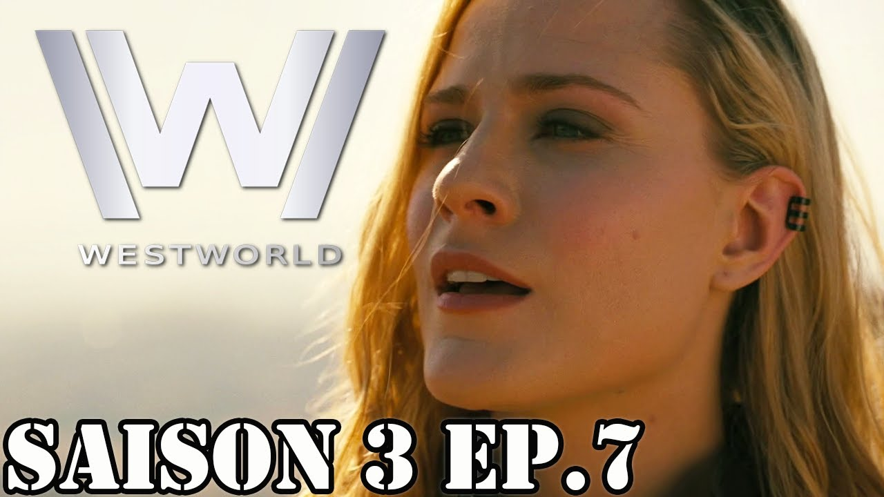 Download WESTWORLD Saison 3 épisode 7 : avis et analyse