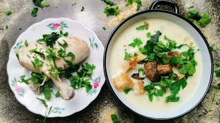 Суп пюре в домашних условиях лёгкий и очень вкусный