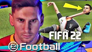 🚨PES 2022 SUPERA FIFA 22! PÉSSIMA NOTÍCIA QUE VOCÊ PRECISA SABER! #FIFA22#EfootBall