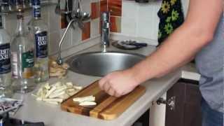 Рецепт хреновухи(Мой рецепт хреновухи (или хреновины), 2012-08-07T06:00:28.000Z)