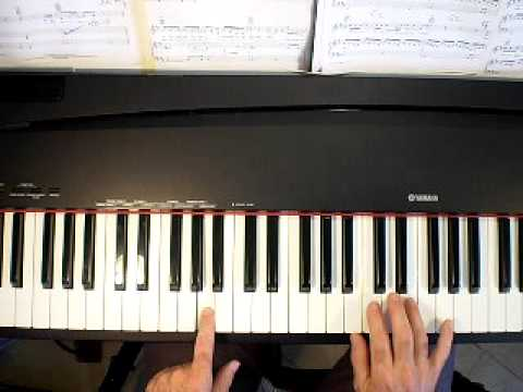 Comfortably Numb Piano Tutorial How to Play