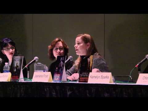"""Bestselling Authors on """"Heroine"""" Addictions, from C2E2"""