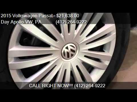 2015 Volkswagen Passat 1 8t S For Sale In Moon Township Pa Youtube
