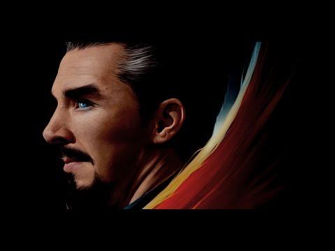 Doctor Strange Official FAN Teaser Trailer #1 (2016) - Benedict Cumberbatch Marvel Movie HD