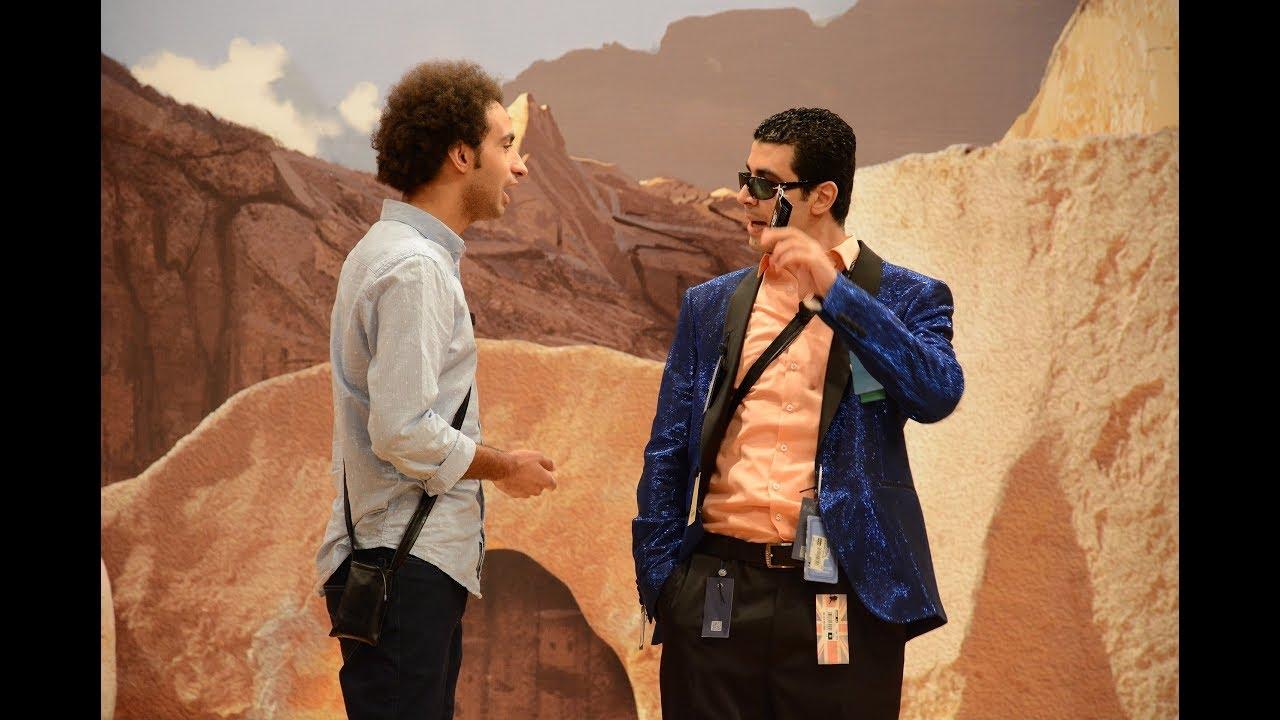 مسرح مصر الموسم الثالث الحلقة الأولى كواليس الكواليس Youtube