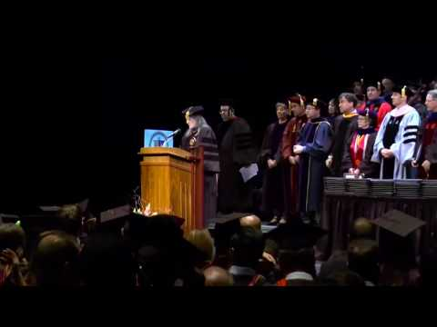 2016 Virginia Tech National Capital Region Commencement