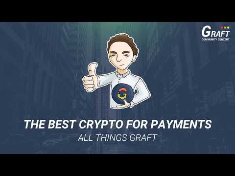 best cryptocurrency for payments