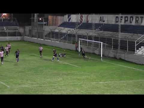 1° gol Pampa Blanca del empate vs Monterrico - soto