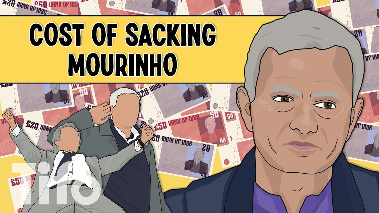 How Much Would it Cost to Sack Mourinho?