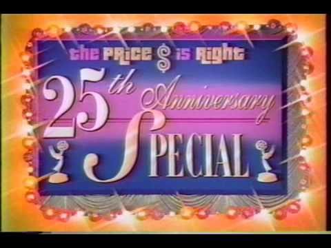 The Price is Right 25th Anniversary...