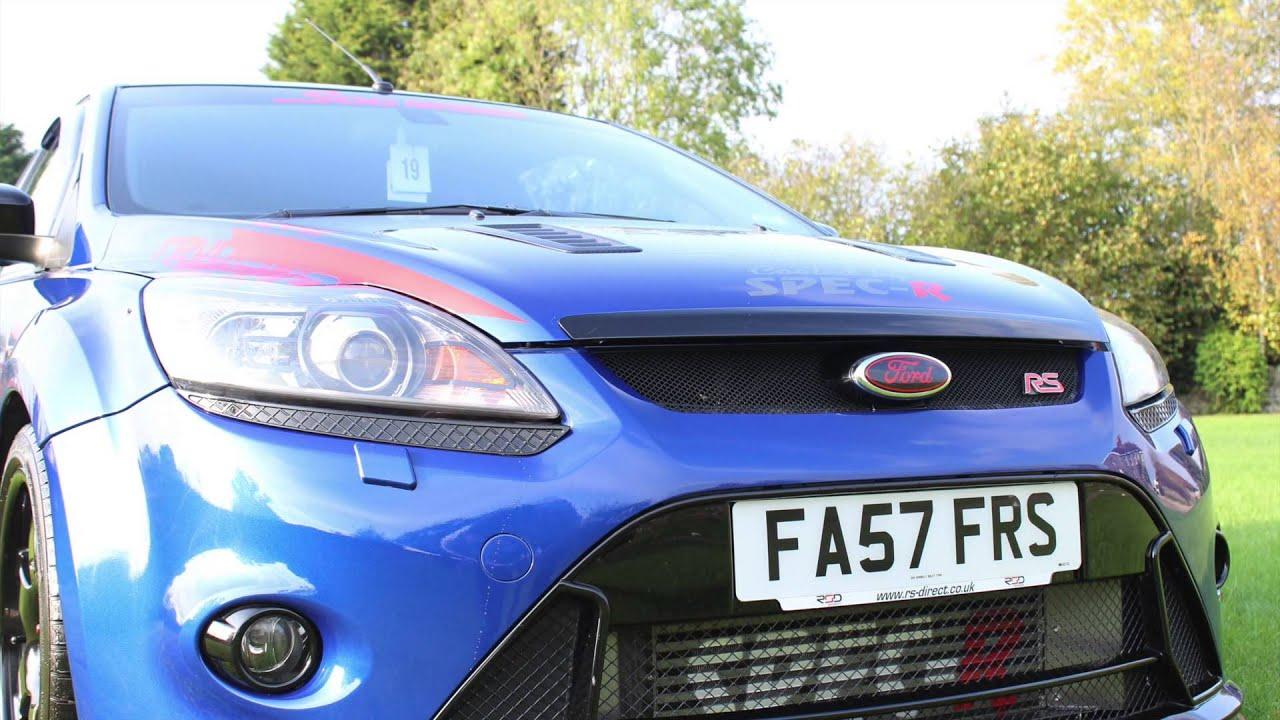 Ford Focus RS 660bhp Spec R Scc Performance Revo - YouTube