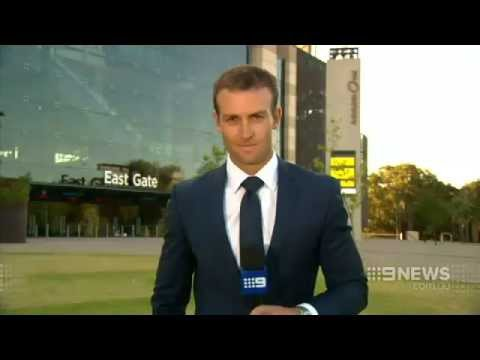 Adelaide Oval Security | 9 News Adelaide