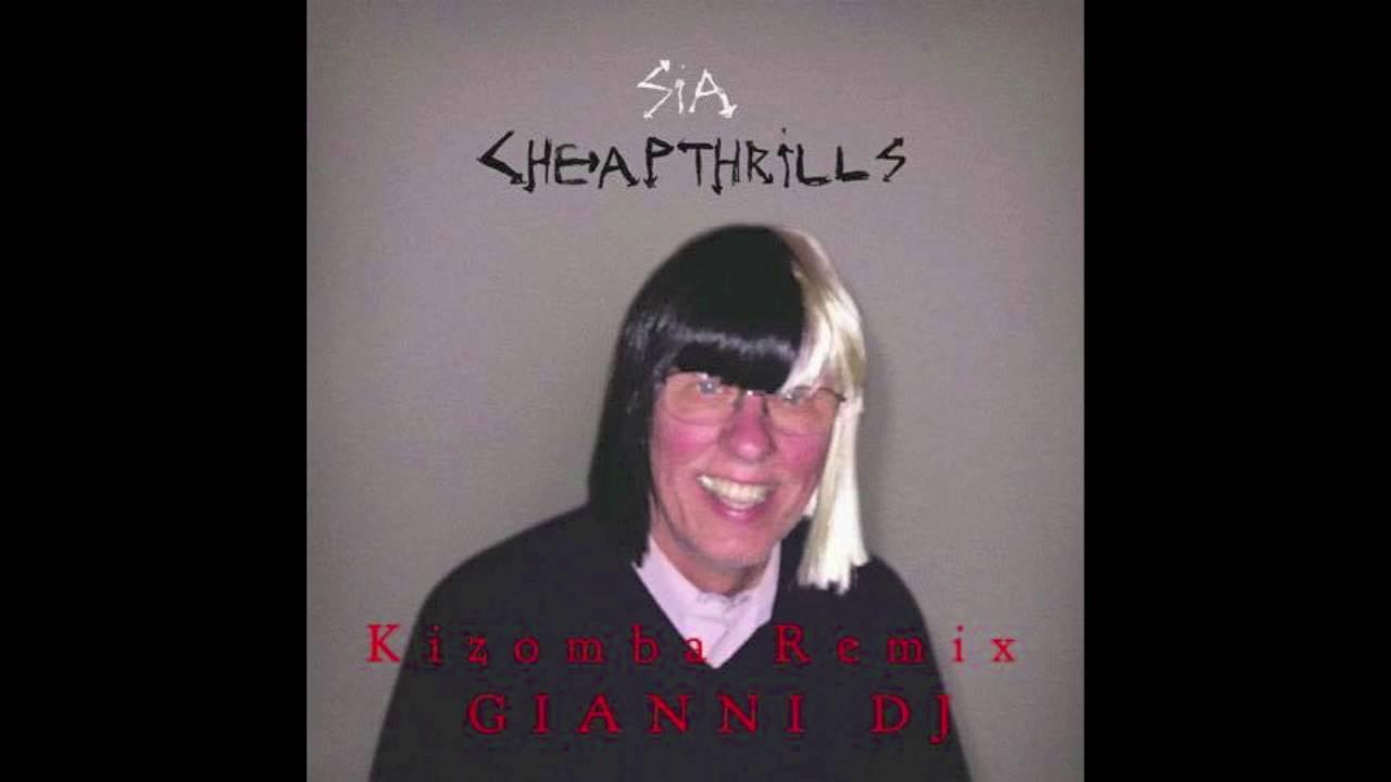 SIA-Chandelier KIZOMBA Remix by GIANNI DJ - YouTube