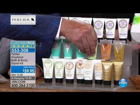 HSN | Perlier Beauty 08.07.2017 - 02 PM