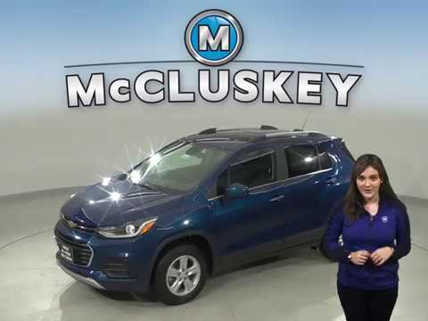 200855 - New, 2020, Chevrolet Trax, Test Drive, Review, For Sale -