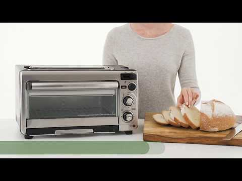 Hamiton Beach 2 in 1 Oven and Toaster (31156)