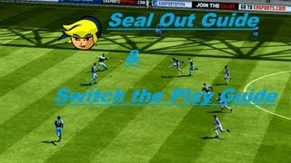 Fifa 13 Seal Out & Switch the Play