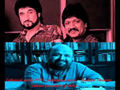Khate Hain Hum Kasam Kumar Sanu w A Yagnik enhanced version 2017