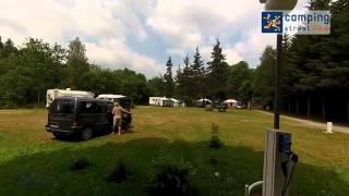 Visite guidée du camping éco-responsable du Pont de Braye en Lozère