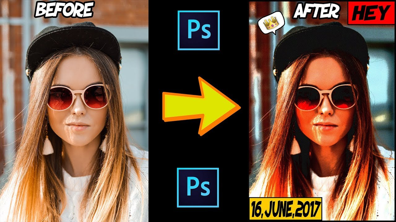 How To Give Your Photos A Retro Comic Book Effect